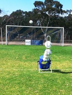 Powapass TT10 designed for Clubs & senior players. Stock available late March.(Aust Only) Email sales@powasports.com  #soccer #football #goals #keepers #drills #training #goalies #players #sport #coaches #ball #fitness #clubs   #teams  @go_socceroos @AdelaideUnited @hyndaialeague