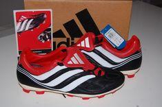ADIDAS PREDATOR PRECISION FG 2000 NEW 95 US 9 UK RARE FOOTBALL BOOTS CLEATS  DS (eBay Link) 92603fd487c