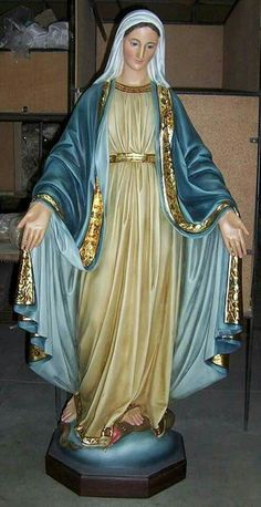 My Lady beautiful,,, Religious Pictures, Religious Icons, Religious Art, Blessed Mother Mary, Blessed Virgin Mary, Immaculée Conception, I Love You Mother, Verge, Virgin Mary Statue