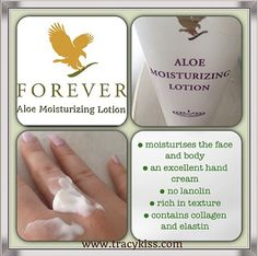 Forever Living Aloe Moisturizing Lotion