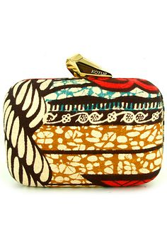 Pretty Little Things: Kotur Clutches Spring/Summer 2013