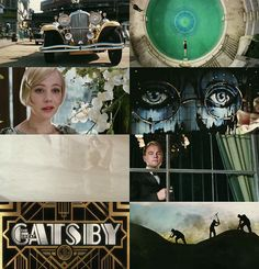 The Great Gatsby (2013) - starring Leonardo DiCaprio & Carey Mulligan - I just read The Great Gatsby by F. Scott Fitzgerald for the first time!