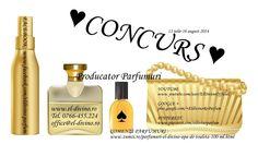 concursuri cu parfumuri si esente el-divino