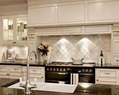 French country kitchen design ideas (15)