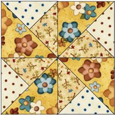 Quilt Magazine | Quilt Magazine » Fabric Stash - lot's more block download patterns