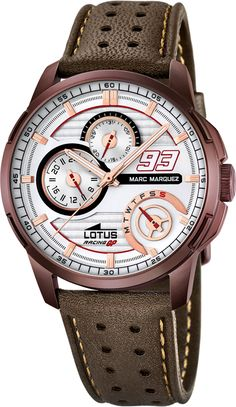 Lotus watch, Marc Marquez for men L18243/1