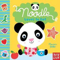 Noodle Loves to Eat: Amazon.co.uk: Marion Billet: Books