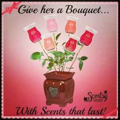 Scentsy is great for Valentine's Day! www.humphrey.Scentsy.us