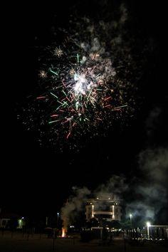 Che #ferragosto sarebbe senza i fuochi d'artificio che illuminano il cielo di #rimini ?