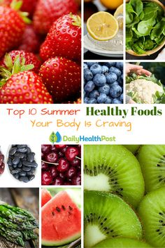Diet is essential for maintaining optimum health, but what food should you be eating this summer? These superfoods are packed with antioxidants, vitamins, minerals and other nutrients that can help to protect you from disease and enjoy life to the fullest.Some of these even offer nutrients that can help protect your skin from the Sun. #healthy#foods