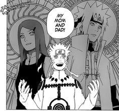 Kushina Minato & Naruto