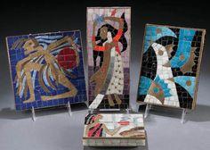Salvador Teran, mosaics and modernism | Vintage Mexican Silver