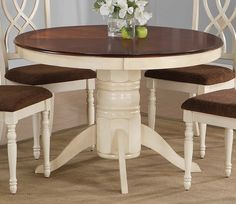 Cameron Round Dining Table - Coaster