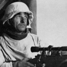 German sniper. Silesia, January 1945.
