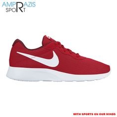 Nike Tanjun (Red/White)