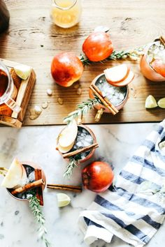 Moscow Mule: http://www.stylemepretty.com/living/2016/10/17/the-harvest-moscow-mule-is-the-perfect-addition-to-your-fall-menu/ Photography: Elizabeth Van Lierde - http://thewhiskingkitchen.com/