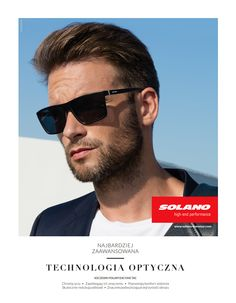 Main press layout #layout #man #model #fashion #magazine #eyewear