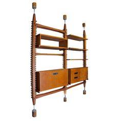 Bookcases, Ico Parisi