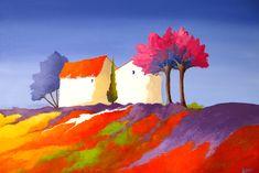 Bonheur en Provence