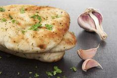 A Turmeric + Garlic Naan Recipe That's (Surprise!) Gluten-Free