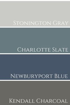 Looking for some colour palette inspiration? Check out these colour combinations with blues at ClaireJefford.com!