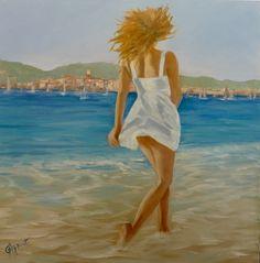 Exposition «St Tropez for ever» par Graziella Agresti