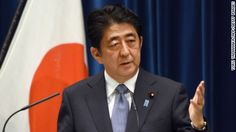Shinzo Abe: 'Grief' for WWII, but no new Japan apology - CNN.com