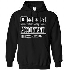 ACCOUNTANT - #tshirt text #vintage sweater. OBTAIN LOWEST PRICE => https://www.sunfrog.com/Valentines/ACCOUNTANT-Black-67625697-Hoodie.html?68278