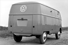 Very early VW bus