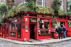 The Temple Bar Pub - Dublin Print by Barry O Carroll Grafton Street, Temple Bar, Dublin City, Fine Art America, Photography, Photograph, Photo Shoot, Fotografia, Fotografie