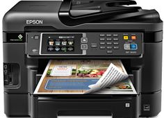2015 Epson WorkForce WF-3640 All-in-One Printer Price