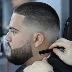 Haircut by stevetrujillo http://ift.tt/215olD6 #menshair #menshairstyles #menshaircuts #hairstylesformen #coolhaircuts #coolhairstyles #haircuts #hairstyles #barbers