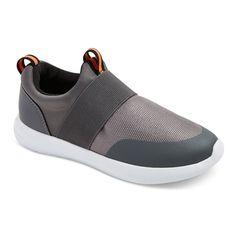 Boys' Newman Casual Sneakers Cat & Jack Gray 6
