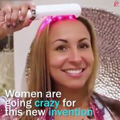 home medical hair growth laser device Is it really work ? Check out our website and learn more our c Relaxed Hair Growth, New Hair Growth, Natural Hair Growth, Medical Hair, Laser Comb, Hair Laser, Workout Bauch, Natural Hair Tutorials, Brittle Hair