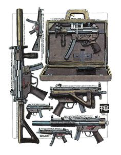 MP5 Variety