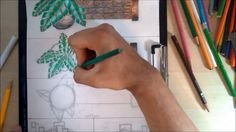 Dremico's Art Channel: Child of Terra Palm Husk gun speed art