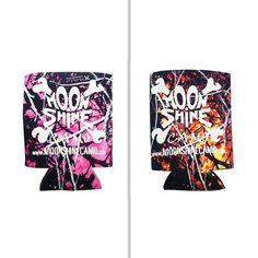Wildfire & Muddy Girl® Camo Koozies Set