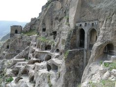 Cave Dwellings of Kandovan - News - Bubblews