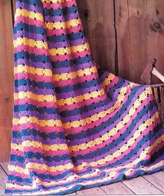 Ravelry: Bow Knot Afghan pattern by Margret Willson