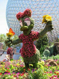 Fantasy, Disney, Plants, Gardens, Flora, Fantasy Movies, Plant, Fantasia, Disney Art
