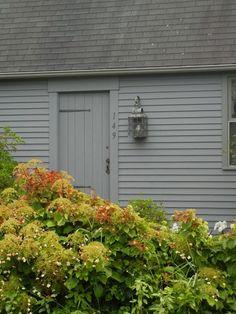 A Maine Doorway
