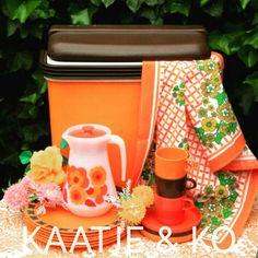 Soooo seventies!! In stijl op vakantie, #vintage stijl.... check  www.kaatje-en-ko.com