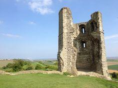 Hadleigh Castle, Essex, UK