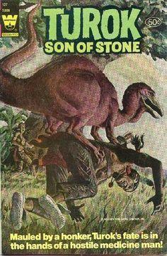 Turok, Son of Stone #127