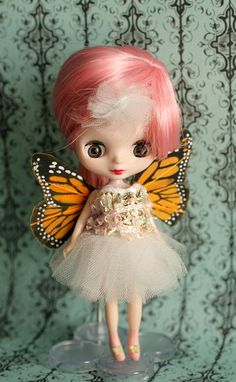 Petite Pinky by mab graves on Flickr. ~ Petite Blythe