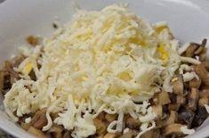Vepřové závitky s houbovou nádivkou zapečené ve smetanové omáčce   NejRecept.cz Grains, Rice, Food, Essen, Meals, Seeds, Yemek, Laughter, Jim Rice