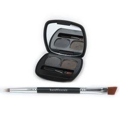 bareMinerals Ready kit ombretti/eyeliner con applicatore doppio #QVCPressDay