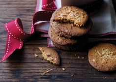Thai Peanut Butter Cookies