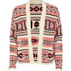 Aztec Cardigan £14.99