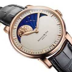 Arnold  Son HM Perpetual Moon In true Arnold  Son tradition of watches with astronomical indications, the brand has released one of the most alluring.